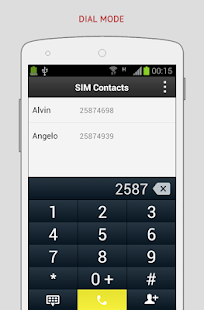 SIM Contacts Pro- screenshot thumbnail