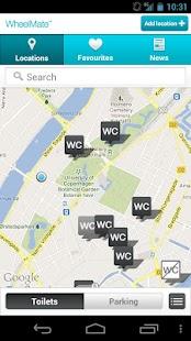 WheelMate™- screenshot thumbnail