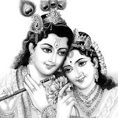 Radha Krishna HD LiveWallpaper