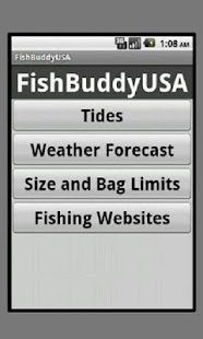 FishBuddyUSA - screenshot thumbnail