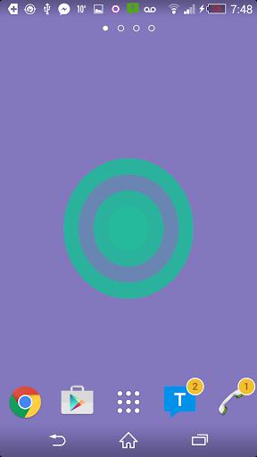 Orbs Purple Kryptonite LWP