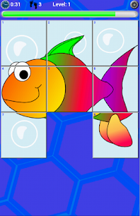 Kids Slide Puzzle - screenshot thumbnail