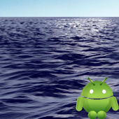Ocean 3D simulation