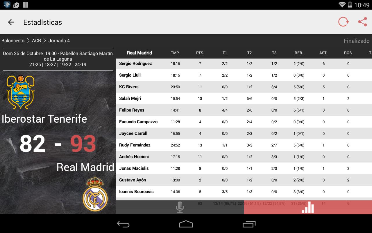 El Mundo Deportes- screenshot