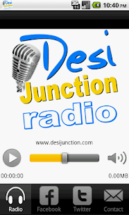 Desi Junction Radio- screenshot thumbnail