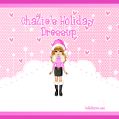 Chazie's Holiday Dressup