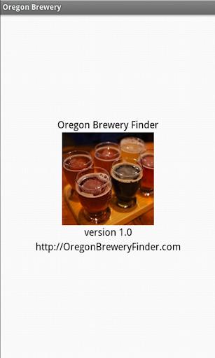 Oregon Brewery Finder: Tablets