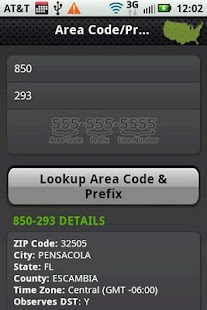 ZIP Code Tools- screenshot thumbnail