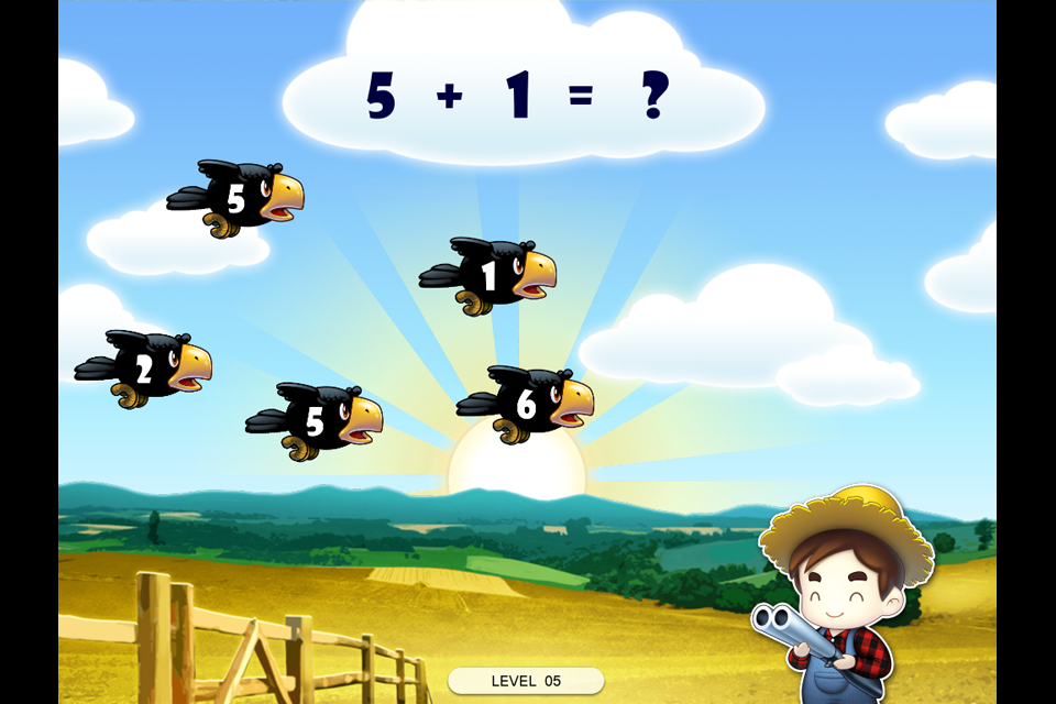 Crow Buster Lite - screenshot