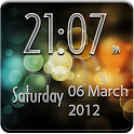 Super Digital HD Clock icon