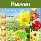 GO SMS Pro Heaven