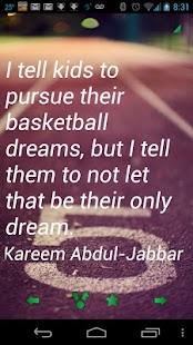 Athletes Quotes Pro - náhled
