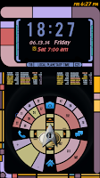 Screenshot of LCARS LOCKER FOR STAR TREK FAN