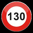 Speed Warning icon