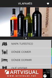Magnanimus - Guía de vinos- screenshot thumbnail