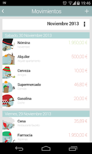 Whallet - Finanzas Personales - screenshot thumbnail