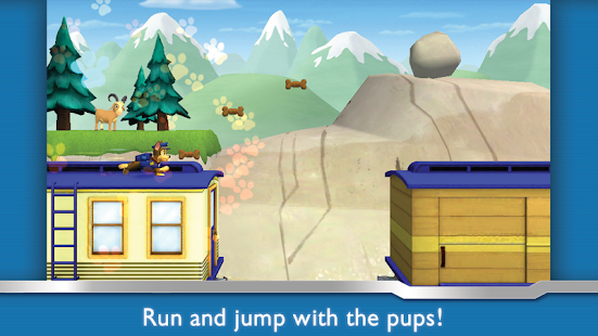 PAW Patrol: Rescue Run HD - screenshot