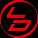 Slant'd Red icon