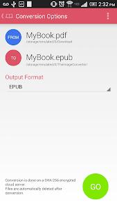 The Ebook Converter v2.03