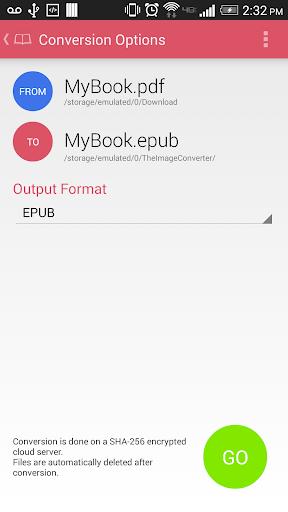 The Ebook Converter Pro v 4.0  Mod APK [LATEST]