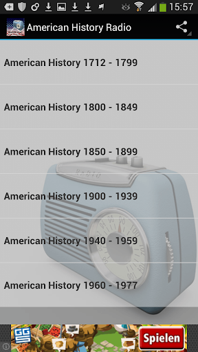 American History Radio