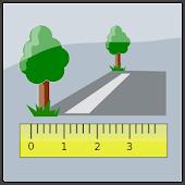 Telemeter - camera measure