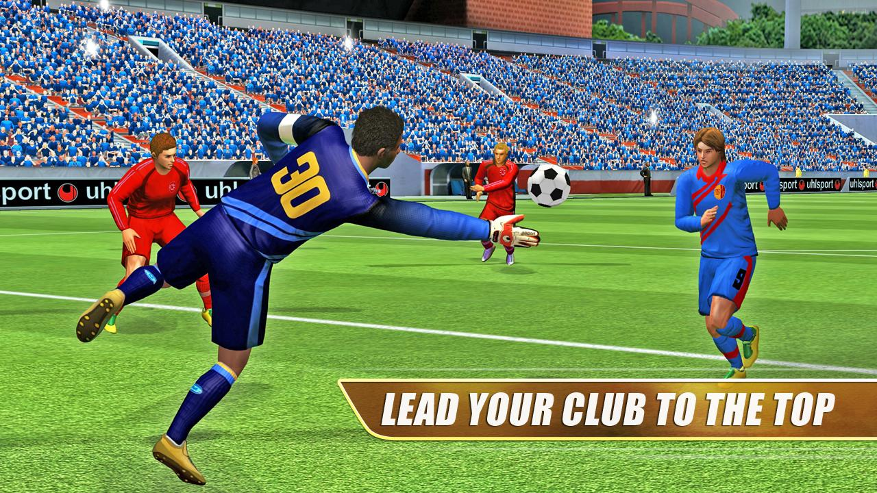 Real Football 2013 - screenshot