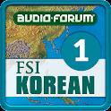 FSI Korean 1 (Audio-Forum) icon