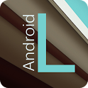 Android L Theme icon