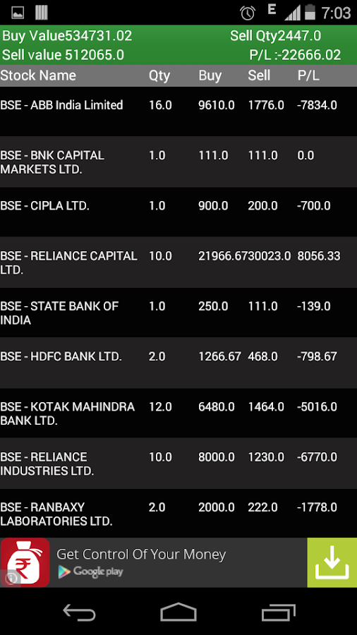 Sookshma Stocks BSE-NSE- screenshot