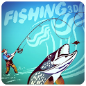 Fishing 3D. Great Lakes icon