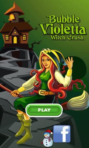 Bubble Violetta Witch Crush
