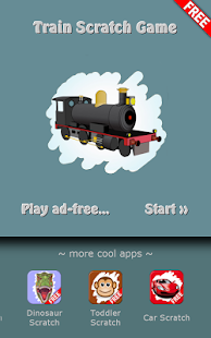 Train Scratch for Kids Free