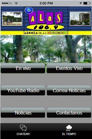 Alas 106.9 Correa
