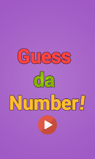 Guess Da Number! - screenshot thumbnail