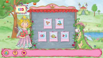 Screenshot of Prinzessin Lillifee Zahlen