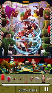 Hidden Object - The Carnival - screenshot thumbnail