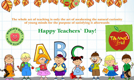 Teachers day greetings android apps on google play teachers day greetings screenshot thumbnail teachers day greetings screenshot thumbnail stopboris Gallery