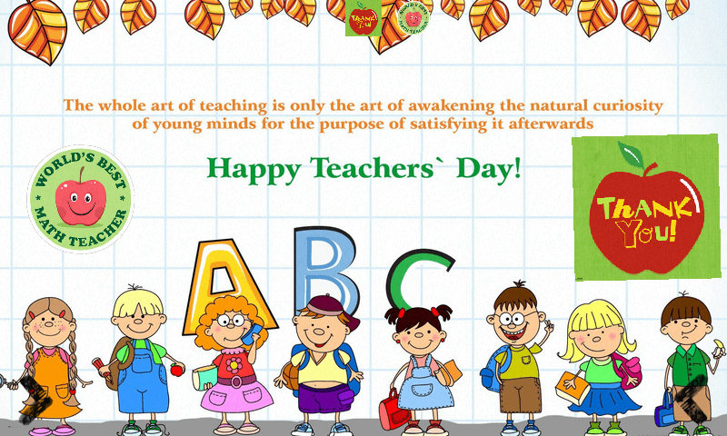 Teachers day greetings android apps on google play teachers day greetings screenshot stopboris Choice Image