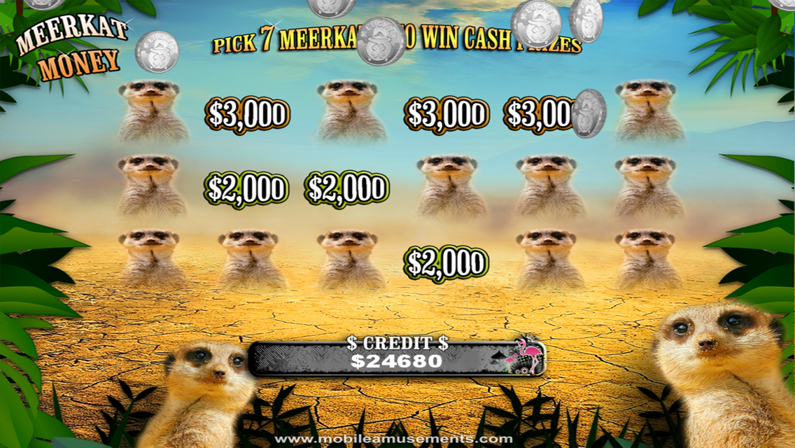 Flamingo Safari Slots - screenshot