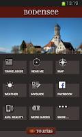 Screenshot of Lake Constance Travel Guide