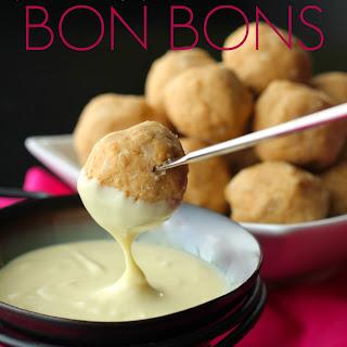 Peanut Butter Bon Bons