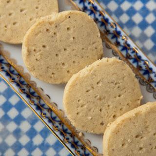 Peppery Cardamom Shortbreads Recipe