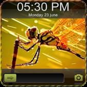 Dragonfly Go Locker Theme
