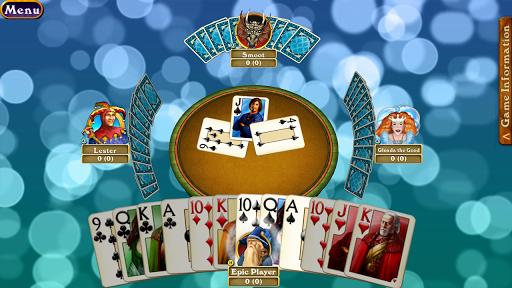 【免費紙牌App】Hardwood Hearts-APP點子