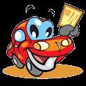 Simulado Detran – Free logo
