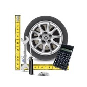 Tire calculator
