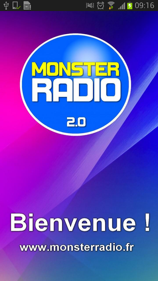 Monster Radio - screenshot