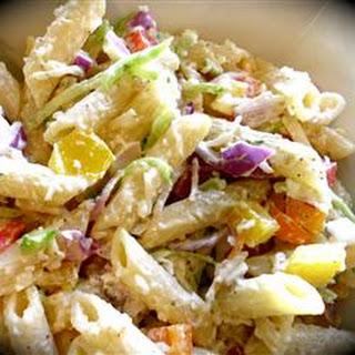 Penne Pasta Salad.