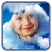 Clouds Photo Frames